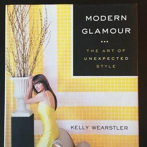 """""""Modern Glamour"""" book by Kelly Wearstler"""
